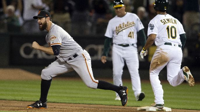Murphy argues why Giants fans should root against A's