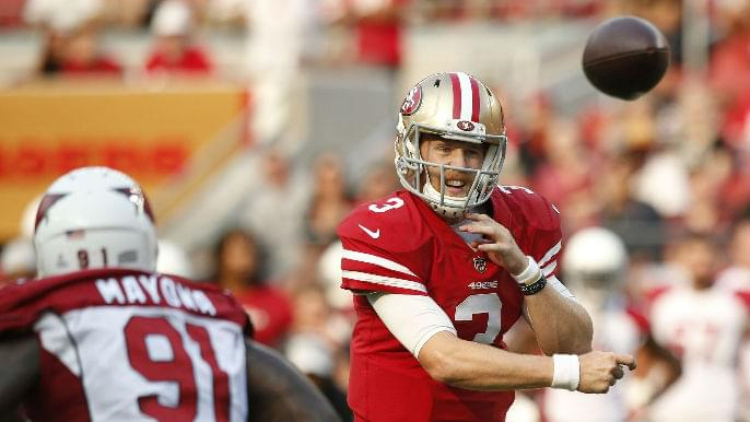 By the numbers: How the 49ers' Week 5 loss was historically odd