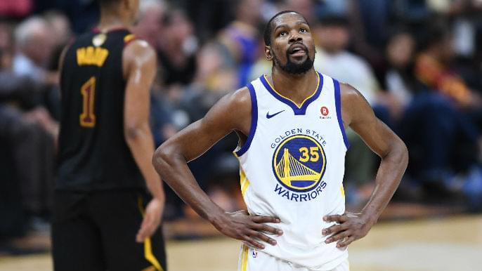 Marcus Thompson on Durant's free agency: 'Man, KD out. I feel like he is gone'