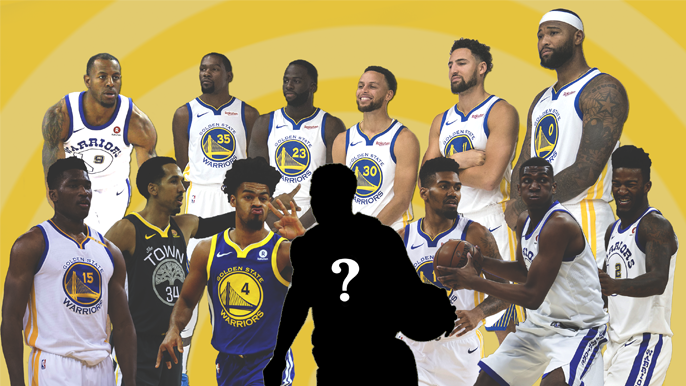 Breaking down what the Warriors' roster might look like