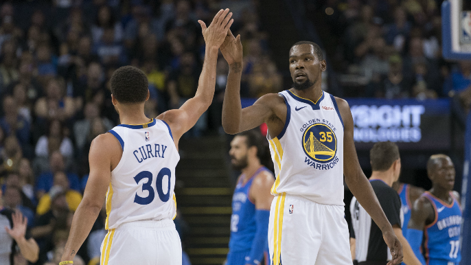Murph: Stop worrying about Kevin Durant leaving
