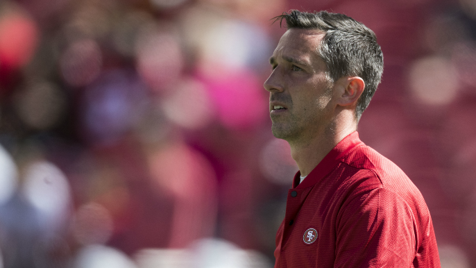 Steve Young details where he'd like to see Shanahan grow as he gets older