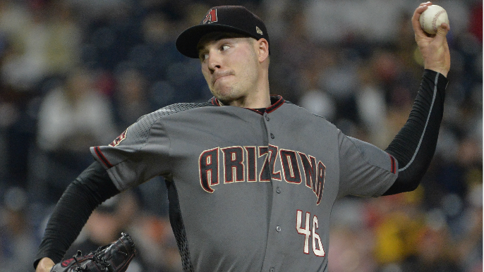 Giants among teams expected to 'show a lot of interest' in D-Backs left-hander [report]