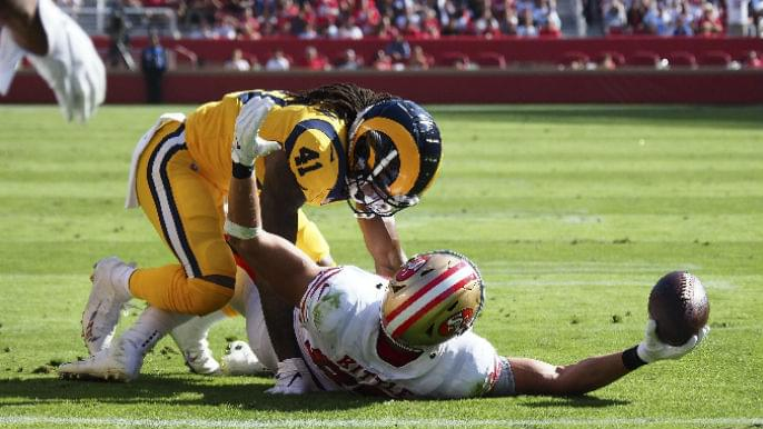 Five takeaways from 49ers' blowout loss to the Rams
