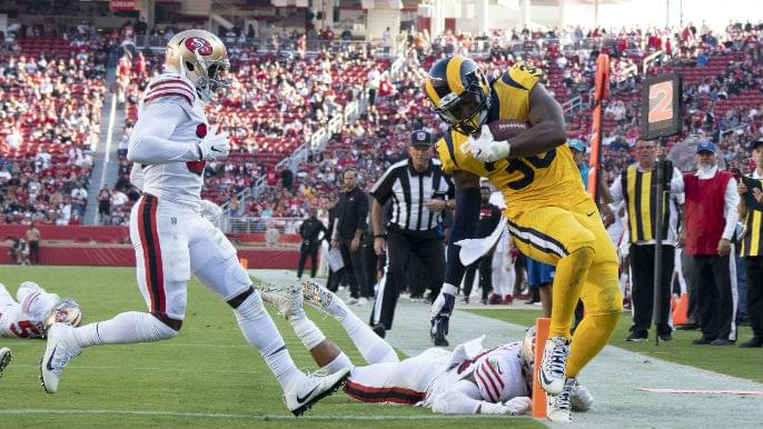 Blowout loss to Rams shows 49ers are miles behind NFL's best