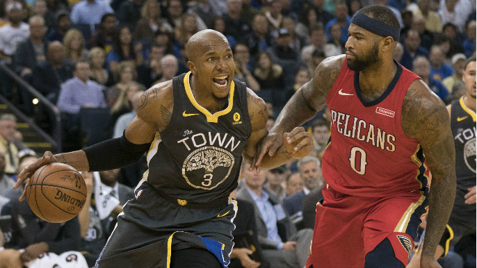 finest selection fe040 08d97 Steve Kerr says Warriors plan on using DeMarcus Cousins in ...
