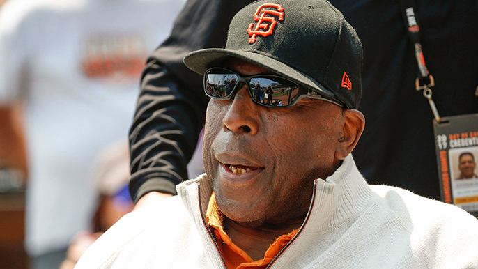 Giants legend Willie McCovey passes away at the age of 80