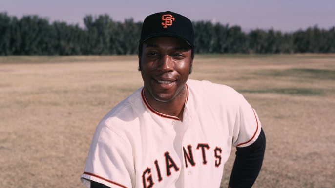 Jon Miller recalls McCovey's bunt double to drive in Willie Mays