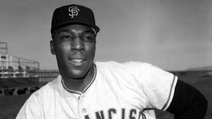 Giants to hold public celebration of life for Willie McCovey at AT&T Park