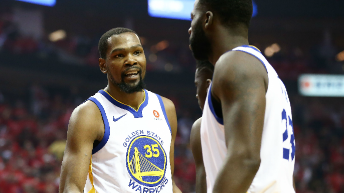 Draymond Green called Kevin Durant a 'b****' multiple times [report]