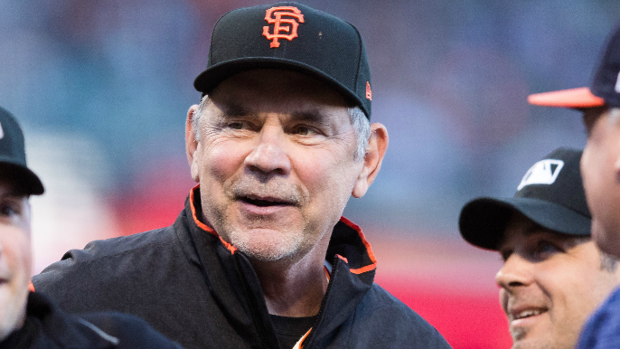 Bruce Bochy makes first public comments since acquisition of Farhan Zaidi