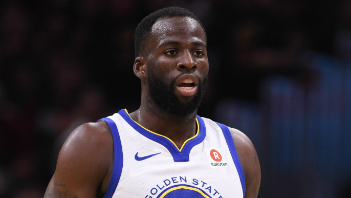 Draymond Green plans to appeal Warriors fine [report]