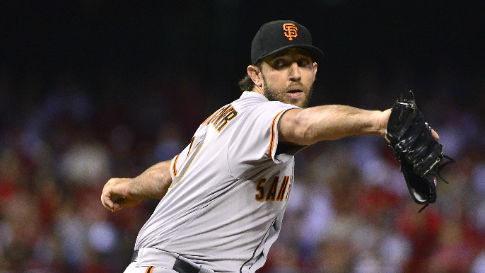 Morosi: Madison Bumgarner 'available' for trade