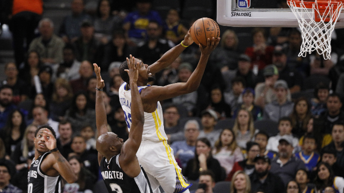 Warriors lose to Spurs, drop third straight in Texas