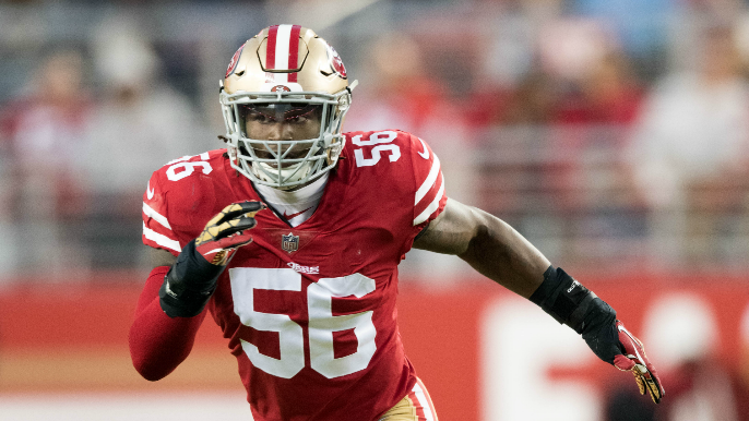 Reuben Foster was involved in another domestic disturbance in October [report]
