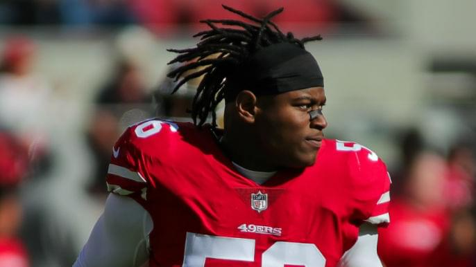 Police release 911 call accusing Reuben Foster of domestic violence