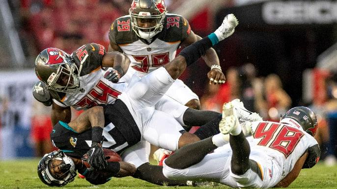 49ers sign former Bucs defensive back, make three other moves
