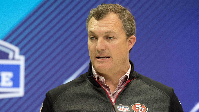 John Lynch speaks about decision to release Reuben Foster on 680