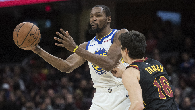 Three takeaways after Warriors explode in fourth to roll over Cavaliers