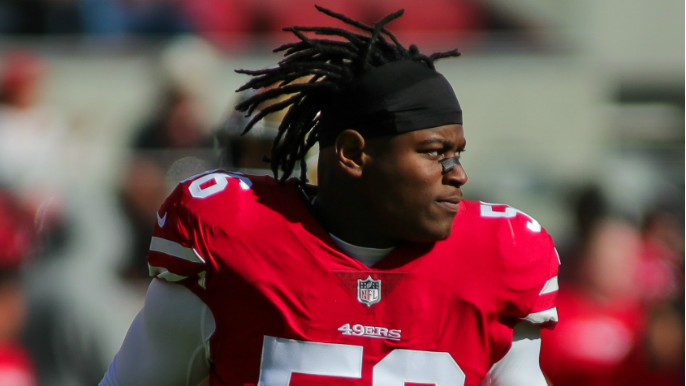 49ers give statement after Reuben Foster's ex questioned team's role in investigation