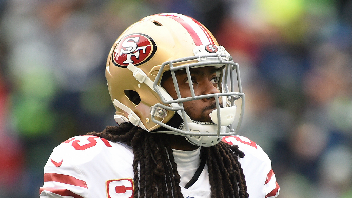 Richard Sherman speaks about age of retirement, moving to safety