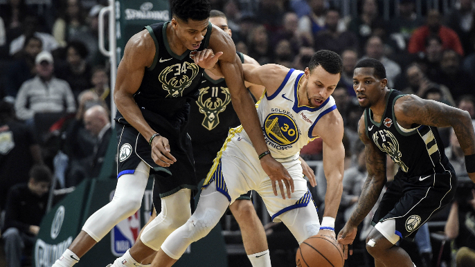 Five notes after Warriors pull away in fourth to beat Bucks in Milwaukee