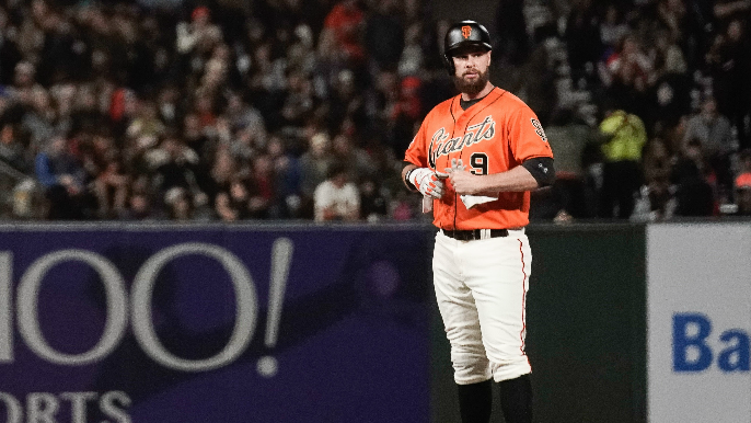 Several teams interested in Brandon Belt, who is available for trade [report]