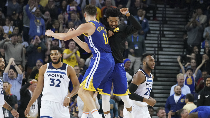 Five things we learned after Green returns in Warriors' win over Timberwolves