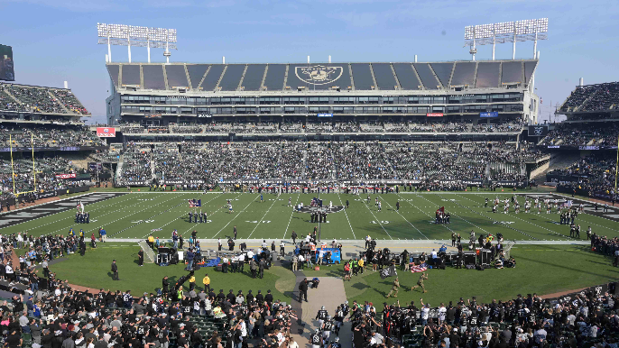 City Of Oakland Sues Raiders Nfl For Illegal Move To Las Vegas