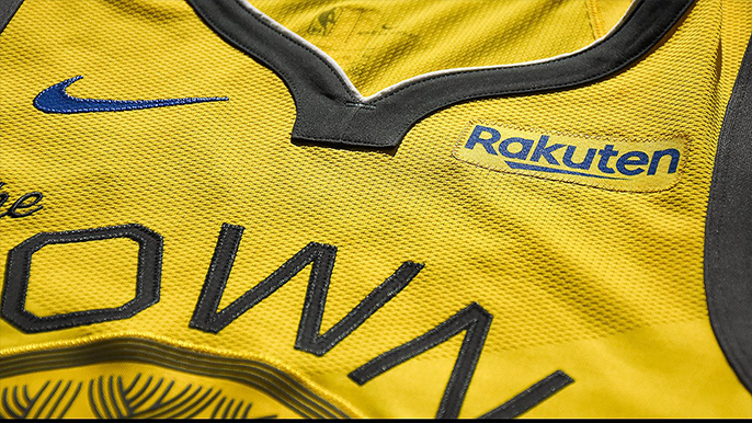 Warriors to debut new 'Town Gold' jerseys on Christmas day