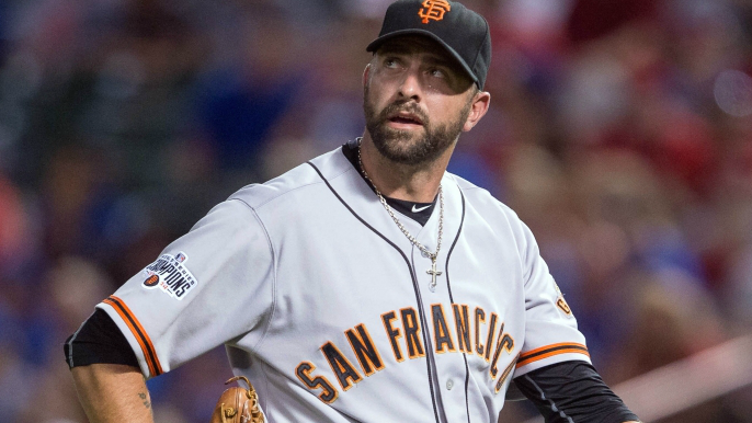 Jeremy Affeldt tells incredible story of using CPR to save his dog's life