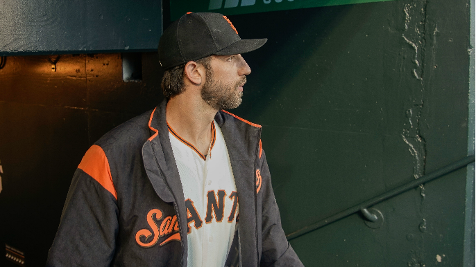 Bruce Bochy thought about starting Bumgarner at first base last season [report]