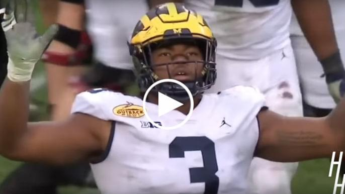 Todd McShay's first mock draft has 49ers selecting Michigan DE with No. 2 pick