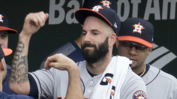 Giants interested in former Astros starting pitcher [report]