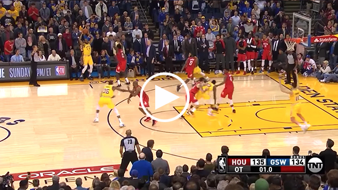 Klay Thompson says he was open during final possession