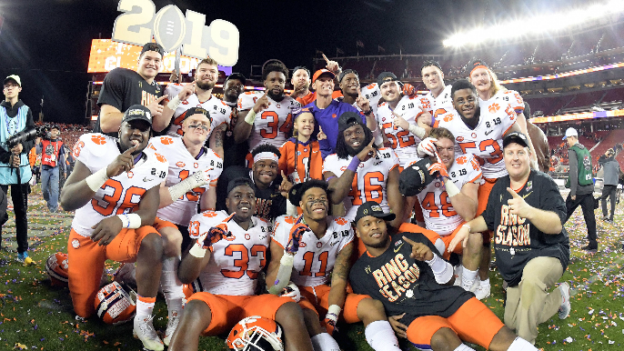 Fitz: Clemson's National Championship upset dispelled two widely held myths in college football