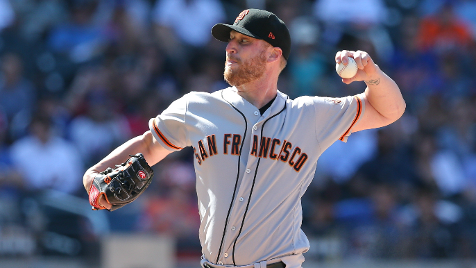 Giants 'in constant contact' with Angels regarding left-handed relievers [report]