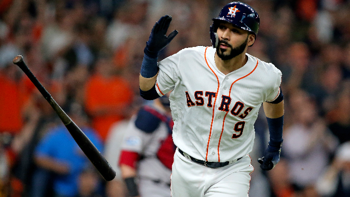 Krukow loves Astros utility player as fit for Giants
