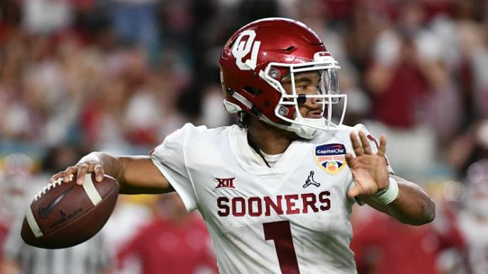 A's top draft pick Kyler Murray expected to enter 2019 NFL