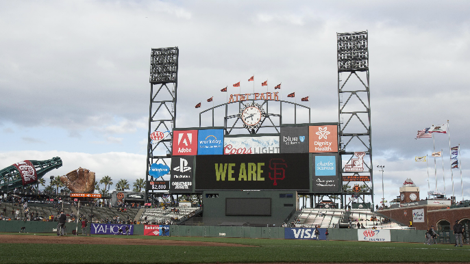 Mike Krukow optimistic about Oracle Park name change