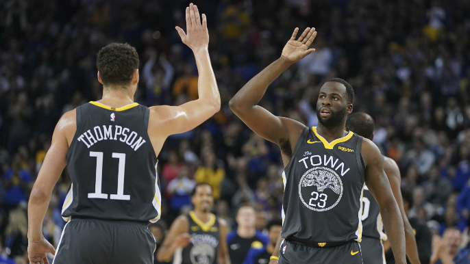 Three observations from Warriors' come-from-behind win over Pelicans