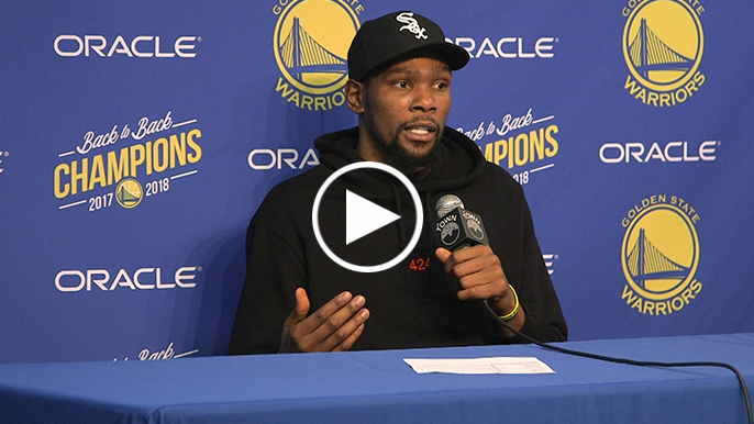 Durant says he understands what Mark Jackson meant when he said Steph was 'ruining the game'