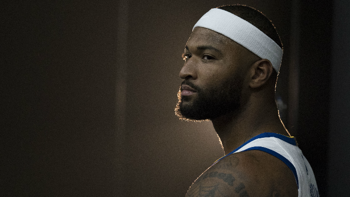 Steve Kerr discusses how much DeMarcus Cousins will play in highly-anticipated return