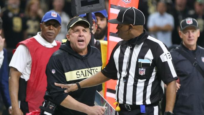 NFL to consider reviewing pass interference calls [report]