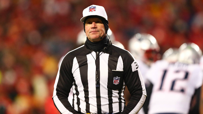 Mike Pereira on Gary & Larry: 'NFL officiating has slipped'