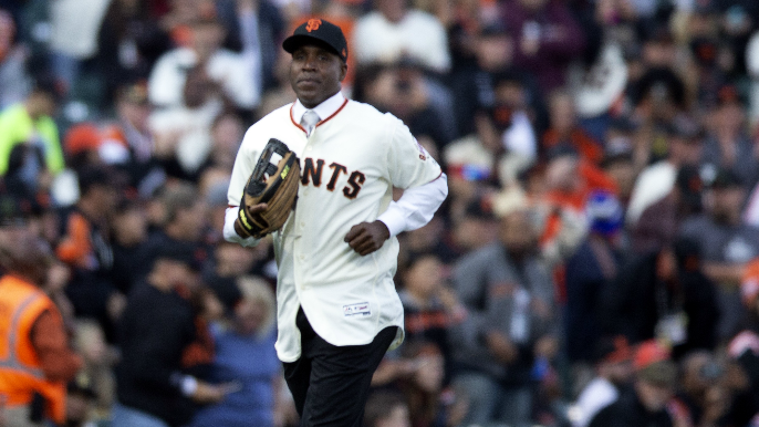 Over 70 percent of public ballots voted Barry Bonds into Hall of Fame