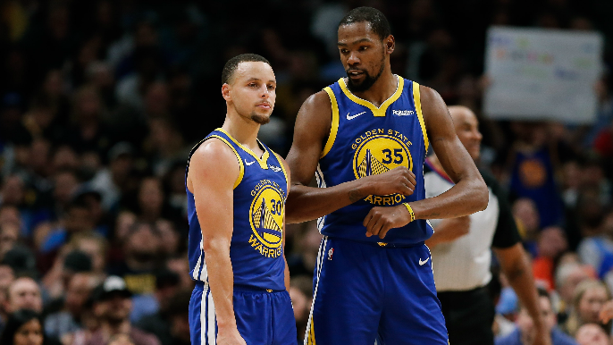 Stephen Curry, Kevin Durant named All-Star starters