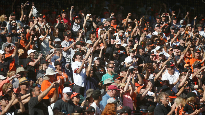 Giants announce players participating in 2019 FanFest