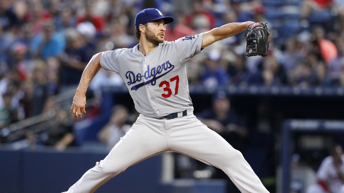 Giants sign former Dodgers, Braves starter to minor-league deal [report]