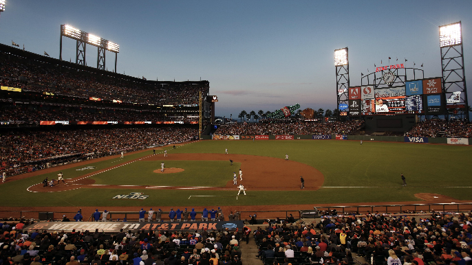 Raiders in discussions with Giants to play at Oracle Park, deal not done [report]
